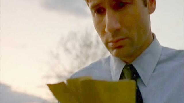 The X Files S04 / Досиетата Х ep05 The Field Where I Died part.1