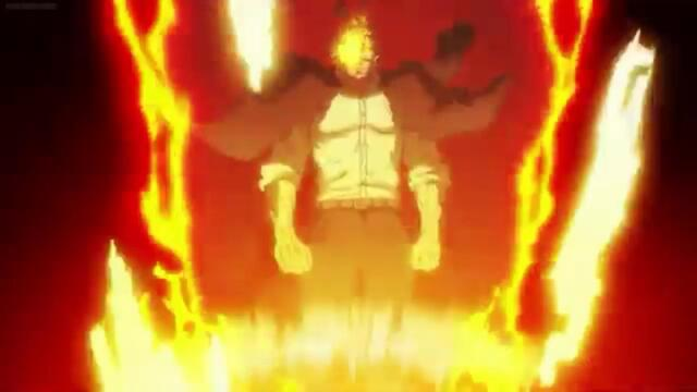 Fire Force  AMV - Fight Back