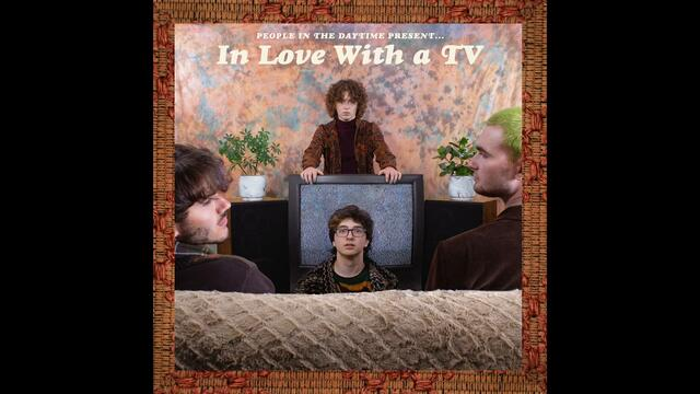 People in the Daytime - In Love With a TV (Official Audio)