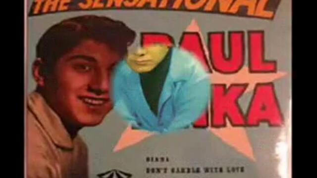 Paul Anka - You Are My Destiny (1963 Version) превод