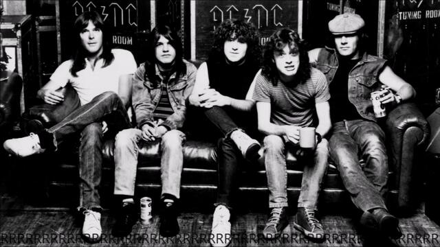 A C/D C Powerage 1978 Full album