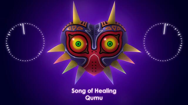 The Legend of Zelda: Majora's Mask - Song of Healing [Remix]
