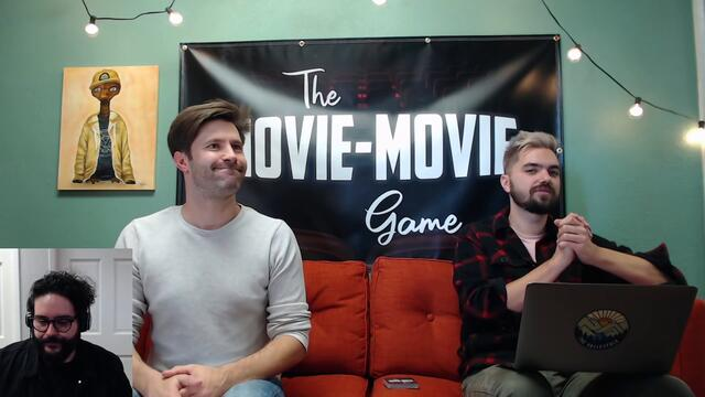 The MOVIE MOVIE GAME Live Stream! (Trisha Hershberger, Saige Ryan, Sarah Whittle & The Tin Can Bros)
