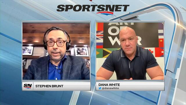 UFC President Dana White Talks Conor McGregor, Chances Of Khabib Vs. GSP & Fight Island Success