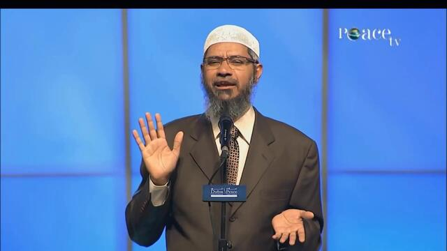 Eat Pig, Behave Like Pig | Zakir Naik