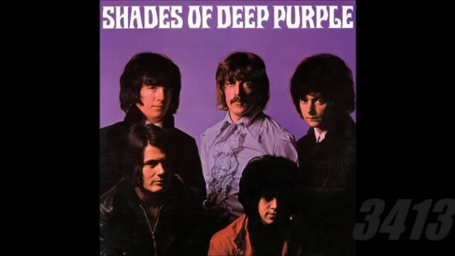 Deep Purple - Shades Of Deep Purple (1968) дебютният