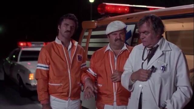 The Cannonball Run / Рали Кенънбол 1981 ЧАСТ 3