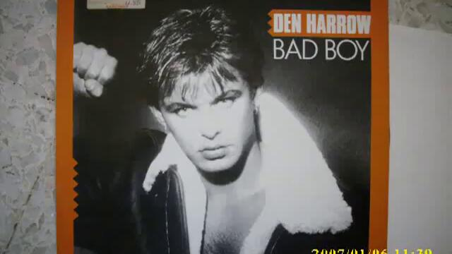 den harrow - Bad Boy extended - 1986