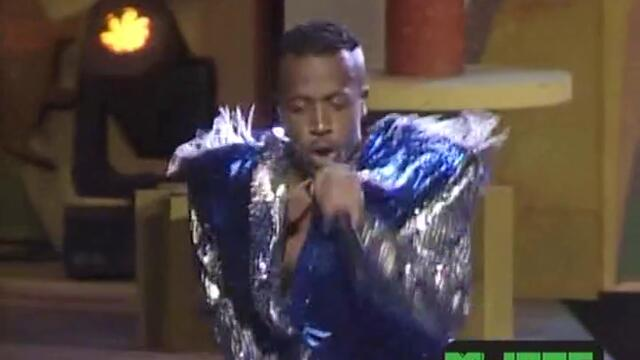 Mc Hammer - Lets Get It Started & U Cant Touch This ( Live 1990 )