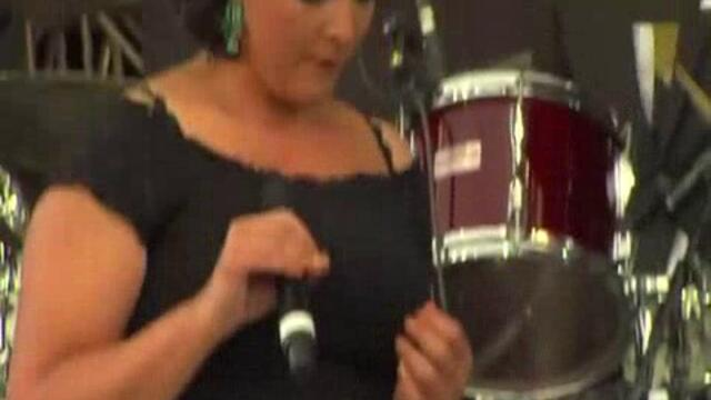 Caro Emerald Live - A Night Like This - Sziget 2012