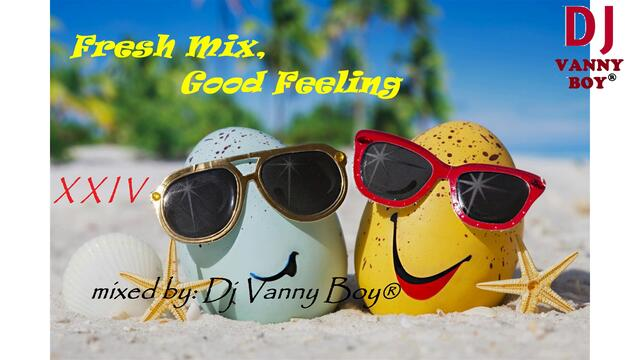 🎧 Fresh Mix, Good Feeling [ X X I V ][ Hard House ] 🎧 by Dj Vanny Boy®