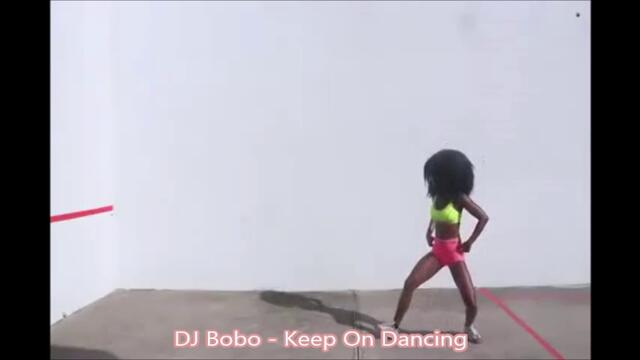 DJ Bobo - Keep On Dancing ☀️ (New Fashion Mix)