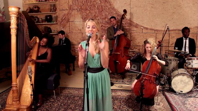 P M J - It's a Mans Mans Mans World - Orchestral Funk James Brown Cover ft. Morgan James (превод)