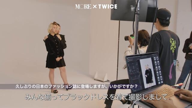 MORE×TWICE Making Movie