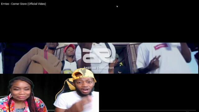 Emtee - Corner Store (Official Video) TREZSOOLITREACTS