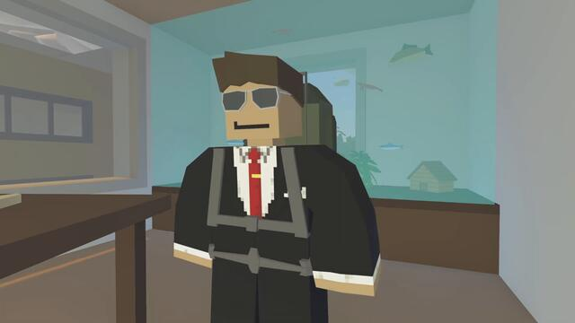 MEETING THE PRESIDENT - Unturned Life Roleplay #583