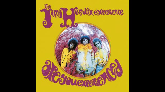 The Jimi Hendrix Experience - Purple Haze (Audio)